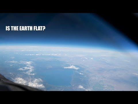 Is The Earth Actually FLAT?  |  Mover Mailbag thumbnail