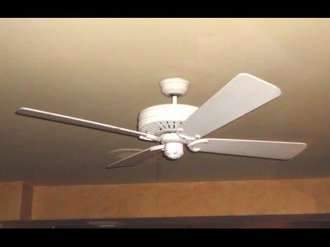 52 FASCO Charleston Liberty Ceiling Fan