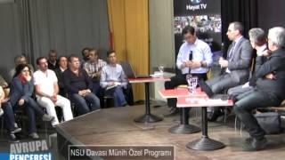 Avrupa Penceresi NSU davasi münih özel programı 1. Bölüm / Hayat TV-Avrupa
