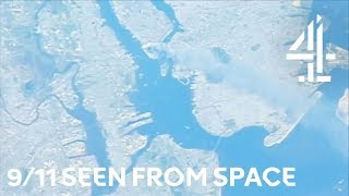 September 11th Seen from Space | Space Week Live | Channel 4