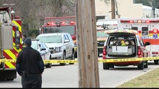 Two found dead inside units at Columbia apartment complex