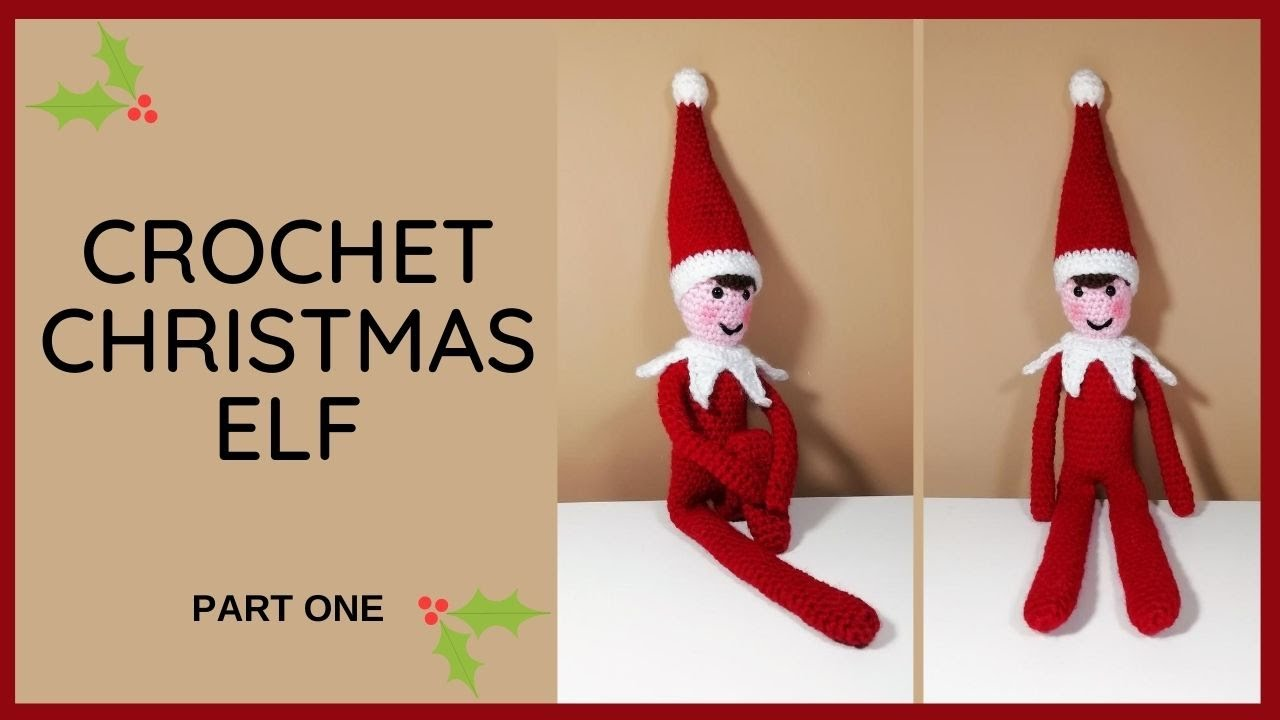 Ravelry: Elf on the Shelf pattern by Sydney Duenas | Crochet xmas ... | 720x1280