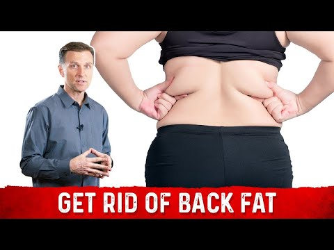 Rid Your Back Fat: The Fastest Way