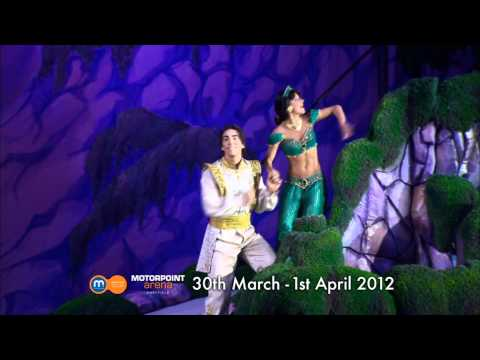 Disney On Ice Princesses And Heroes 2012
