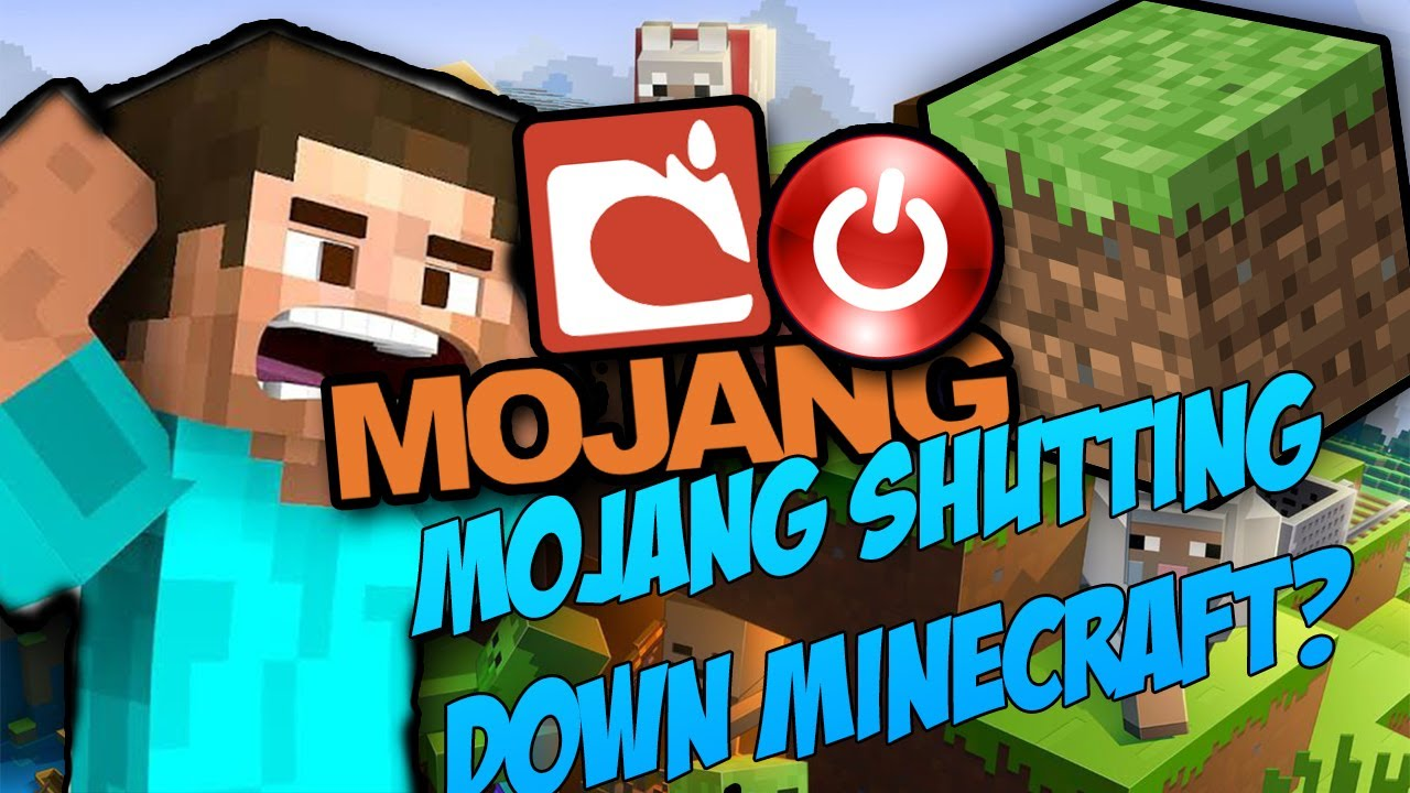 Is Minecraft Actually Shutting Down 2020 Minecraft Shutting Down Servers ? YouTube