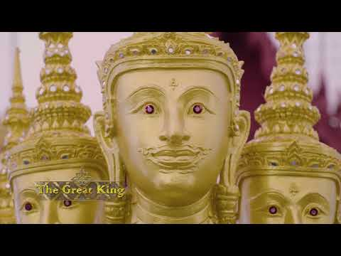 The Great King EP5 25 นาที Golden Royal Crematorium, Contemporary Art of the Ninth Reign