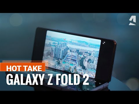 Hot Take: Samsung Galaxy Z Fold2 best new features