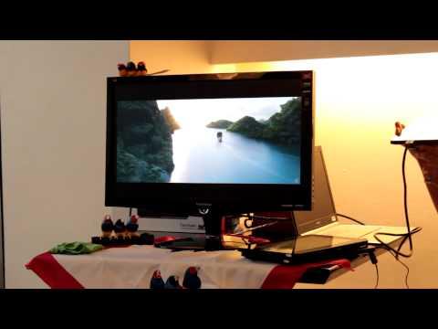 ViewSonic ViewPad 10S 播放1080p影片