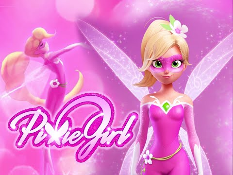 *NEW UPDATE* Pixie Girl CGI Concept Revealed! ZAG Animations