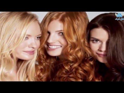 طريقة تنعيم الشعر الخشن للرجال والنساء