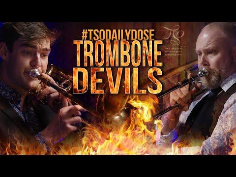 #TSODailyDose Trombone Devils
