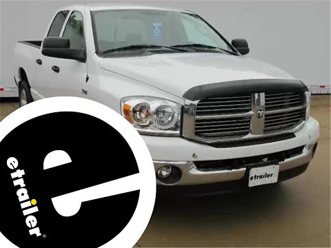 Etrailer | Roadmaster Base Plate Installation - 2008 Dodge Ram