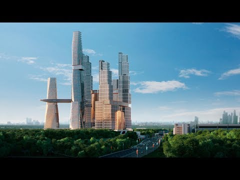 TOP 10 tallest European skyscrapers under construction