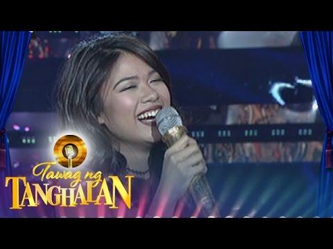 Tawag ng Tanghalan: Mary Gidget reveals her secret