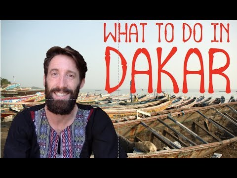 Travel tips for Dakar, Senegal
