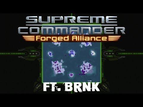 Whiteheart vs. Yudi - FAF BHEdit Tourney, Final Game - Supreme Commander Forged Alliance