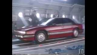 1991 Buick Regal Sedan Commercial