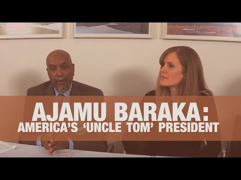 Ajamu Baraka Explains President Obama as