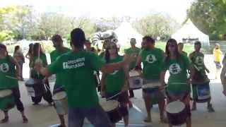 Green Gos Batukada - Feria Alternativa 2015 - Mosquito