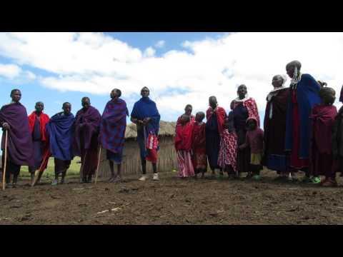 #Maasai Dance #Ngorongoro Highlands #Tanzania: #Zohar