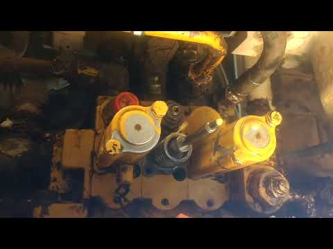 Backhoe Hydraulic Repair - Loader Does Not Lift