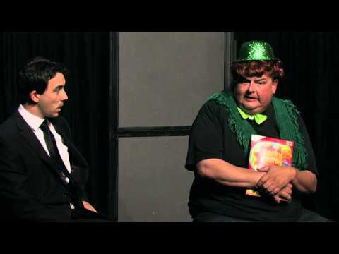 Lucky Charms leprechaun interview (sketch)