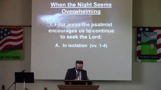 June 13, 2021 Sermon from Calvary Bible Church