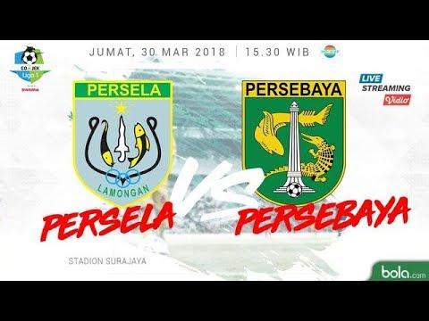 Live Streaming Indosiar Persela Lamongan Vs Persebaya Surabaya