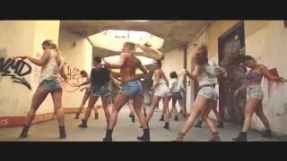 Die Antwoord- Babys On FIRE || TWERKOUT CREW Dance