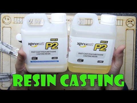 TDL- Casting Resin Kit