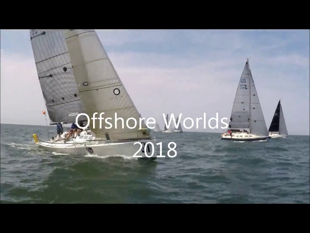 Waarschip W36 Worlds Edition Hubo - Offshore Sailing World Championship 2018 - W36 Hubo