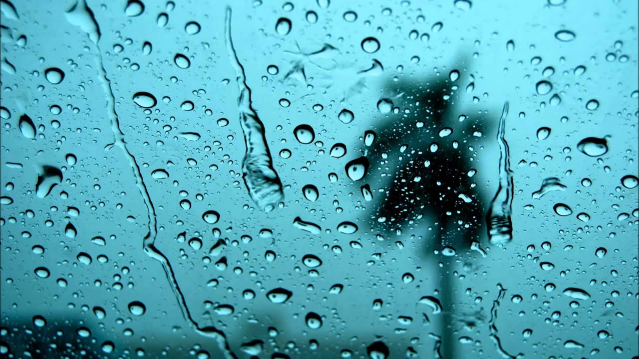 rain sounds 3 hours of soothing rain no music youtube