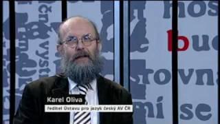 Interview Z1, host: Karel Oliva (24. 2. 2010)