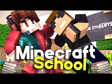 "Ender Ball Tryouts | Minecraft School [S6: Ep.2] ""Minecraft Roleplay"""