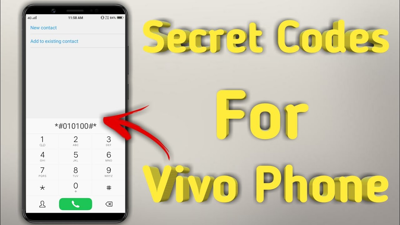 Best Secret Code For Vivo Phones Must Watch!