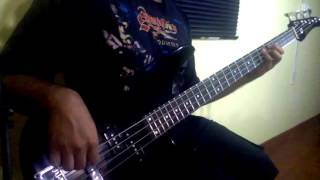 Transatlantic - Lay Down Your Life - Bass Cover