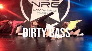DIRTY BASS / Yana Zhizhina Lady`s Dance Choreography