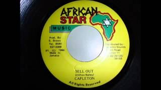 Capleton - Sell out