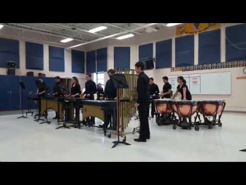 BHHS Percussion Ensemble - Palladio, arr. Geary