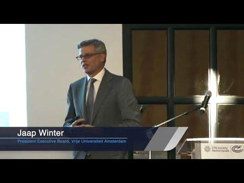 The Future of Finance Symposium: Jaap Winter (speaker)