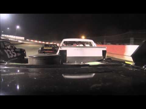 Batesville Motor Speedway B Feature 9-19-15
