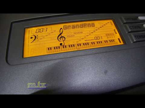 YAMAHA PSR-R300 синтезатор