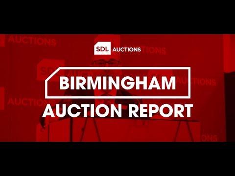 SDL Auctions: Birmingham Auction Report