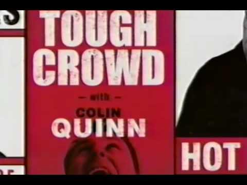 [NC, F] Tough Crowd (11-05-2003) Judy Gold, Greg Giraldo, Todd Lynn, Patrice O'Neal