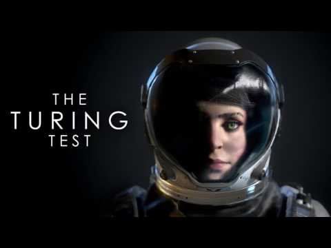 We Came In Peace - The Turing Test - Original Soundtrack