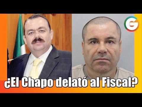¿El Chapo delató a Edgar Veytia, Fiscal de Nayarit?