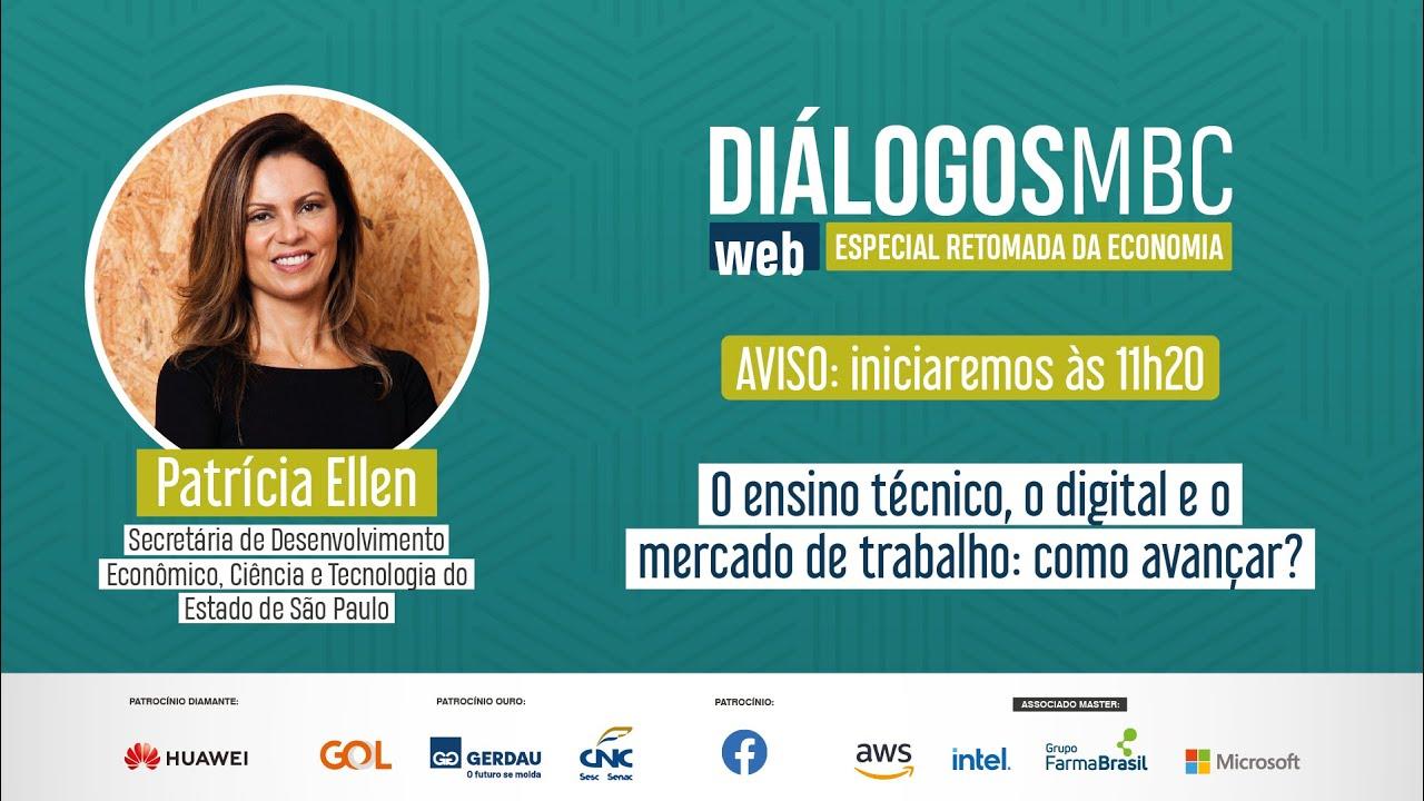 Diálogos MBC Web Especial Retomada da Economia: Educação