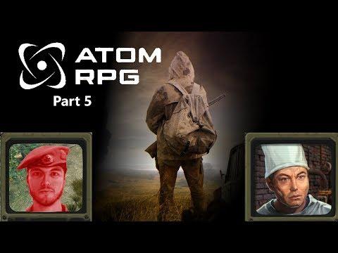 Atom RPG - Bunker Stumped - Part 5