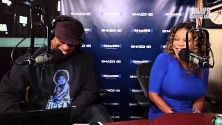 "Wendy Williams Discusses ""Hot Topics"": Beyonce, Kim K, Mimi Sex Tape & New Book!"
