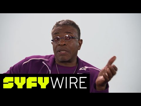 John Carpenter's They Live: Keith David Remembers World's Longest Fight   SYFY WIRE